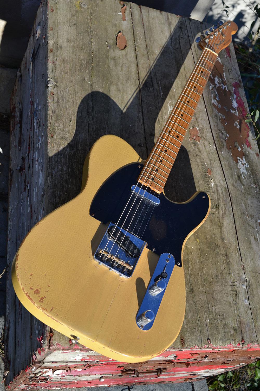 1950 Fender Telecaster 0207 - Cesco's Corner Guitars