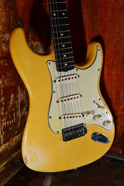 1966 Fender Stratocaster Sunburst: Serial 125348 - Cesco's